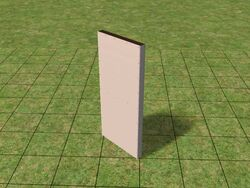 Mur - Les Sims 2