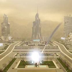 Oasis Landing (Dystopia)