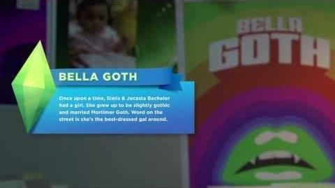 The Sims 4 - Bella Goth
