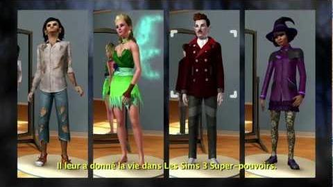 Les Sims 3 Super-pouvoirs Guide des producers