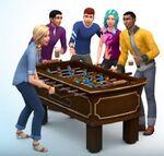Les Sims 4 Vivre Ensemble Render 6