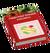 Libro Habilidad Cocina Receta Rojo