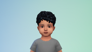 Saul Villareal Toddler