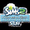 The Sims 2 Kitchen & Bath Interior Design Stuff Logo
