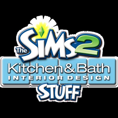 File:The Sims 2 Kitchen & Bath Interior Design Stuff Logo.png