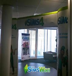 Ambiance - Les Sims 4 Vivre Ensemble 01