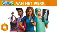 De Sims 4 Aan het Werk Officiële Aankondigings Trailer