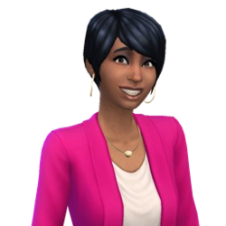Jasmine Holiday (Les Sims 4)