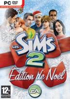 Les Sims 2 Edition de Noël (2006) Box