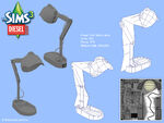 Les Sims 3 Diesel Concept art 5