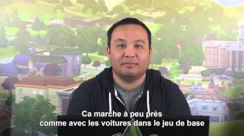 Les Sims 3 Live Broadcast - 16 avril 2013