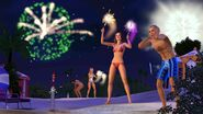 TS3 seasons summer firework