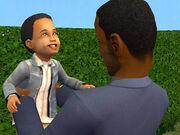 Benjamin Holds Marcus