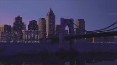 Image du Centre Ville (Les Sims 3 Accès VIP)