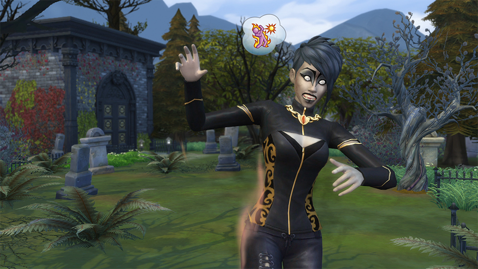 The Sims 4: Vampires | The Sims Wiki | Fandom