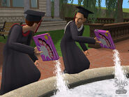 The Sims 2 University Screenshot 09