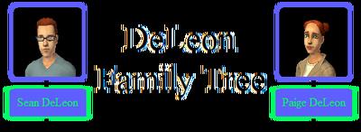 DeLeon Family Tree