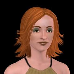 Geertje Groentje (De Sims 3)