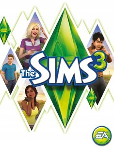 The Sims 3 Cover 2