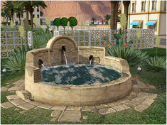 Wishing Well Sims 3