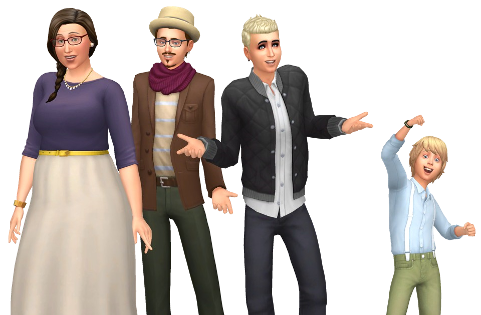 Munch family | The Sims Wiki | FANDOM powered by Wikia