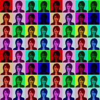 Brigithemlock Multicolor