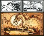 Les Sims Medieval Concept art 1