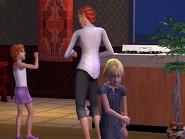 Mor og to barn