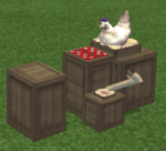 TS2C Prof Chicken Checkers