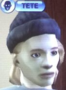 Dudley Landgraab's face in The Sims Bustin Out CAS