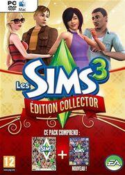 Jaquette Les Sims 3 Pack Noël