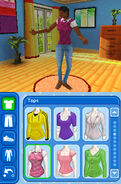 Les Sims 3 NDS 11