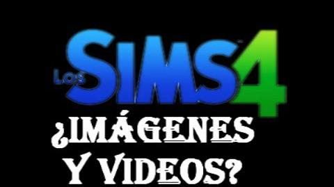 Los Sims 4 ¿Posibles Imagenes y Videos in game?