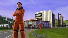 Militar Astronauta Sims 3