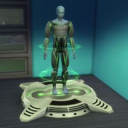 TS4 Cloning Machine