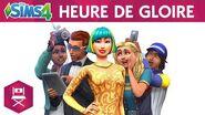 Les Sims 4 Heure de gloire - Bande d'annonce officielle de présentation
