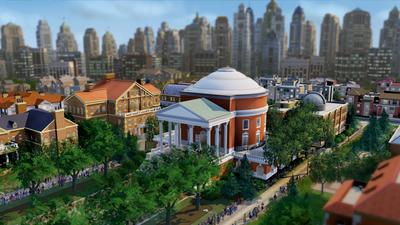 SimCity - Especialización De La Ciudad