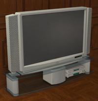 Televisor Tortillator de Loksea LS2