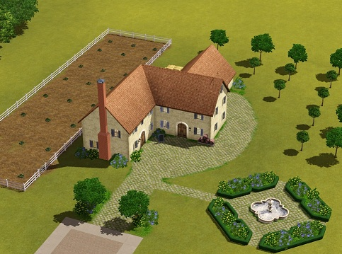 Champs Les Sims Nectary