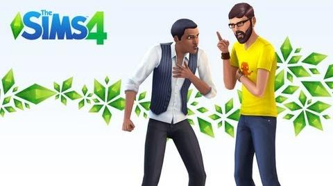 First Look The Sims 4 Official Gameplay Trailer-0