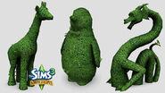 Les Sims 3 Ambitions Concept art 6