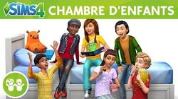 Les Sims 4 Chambre D'enfants bande-annonce-officielle