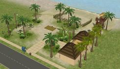 Seawater Beach Paradise