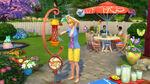 Les Sims 4 - En plein air 02