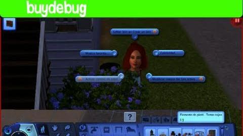Los Sims 3 trucos testigcheatsenabled y buydebug