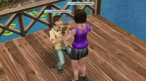 Sims FreePlay A Love Story