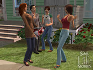 The Sims Life Stories Screenshot 12