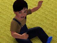Toddler Chris