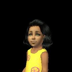 Brianna Lotario-Caliente (Toddler)