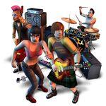 Les Sims 2 Académie Render 11